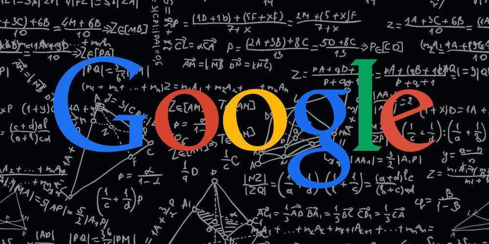гугл алгоритм